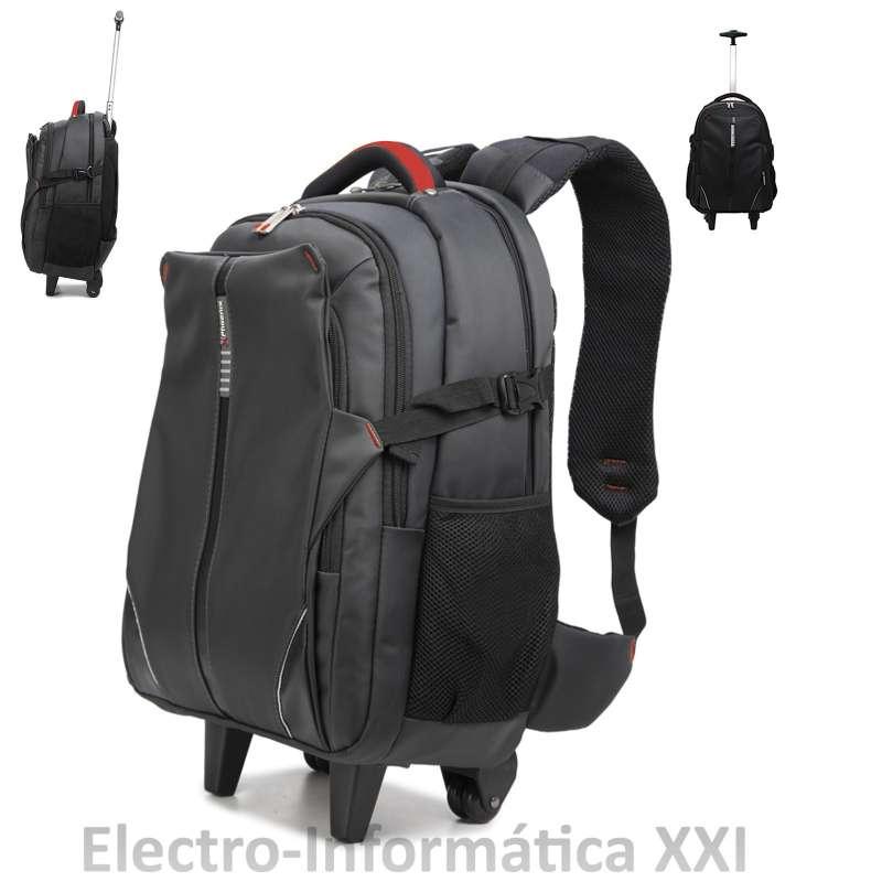 Mochila trolley para port til apta equipaje de mano maleta - Maletin herramientas con ruedas ...