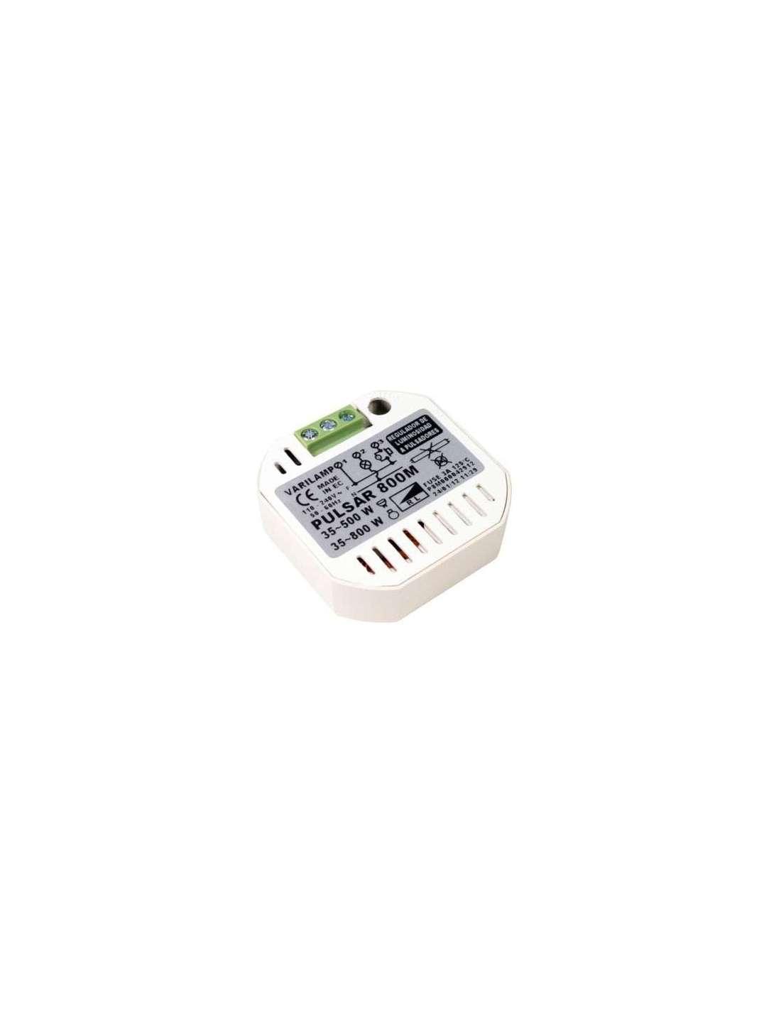 Regulador intensidad led finder pas regulador de luz for Regulador para led