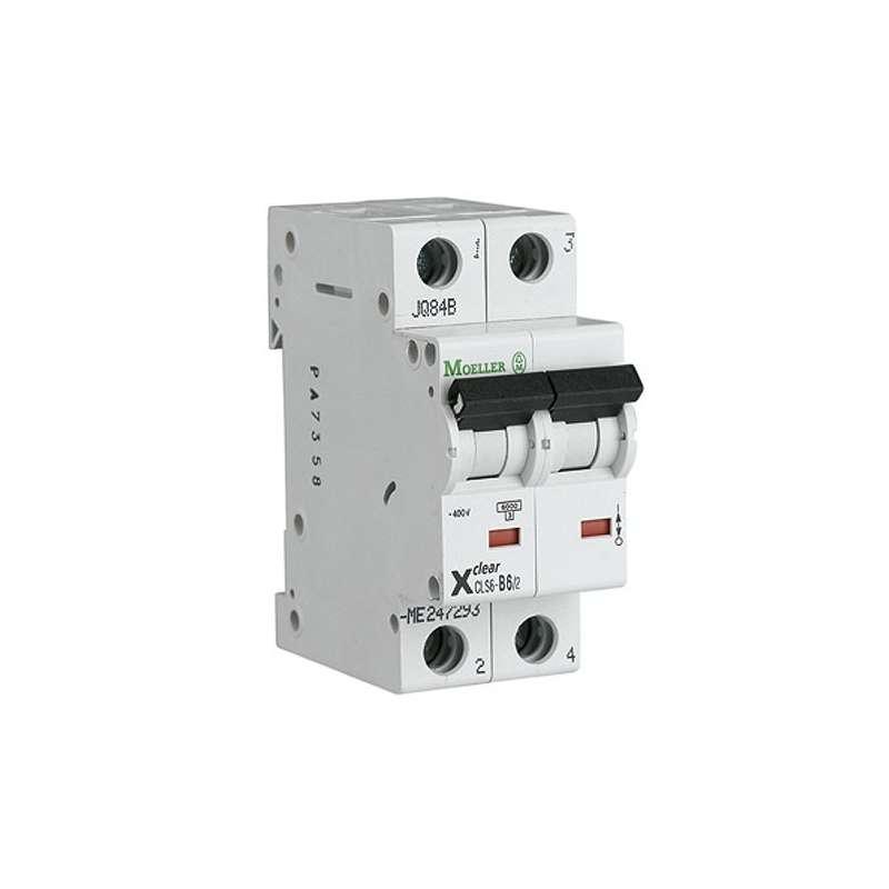 Interruptor Magnetotérmico Eaton Moeller 2 Polos 16 Amperios