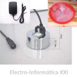 Humidificador Por Ultrasonidos Mist Maker con Membrana De 20mm + Alimentador 230V