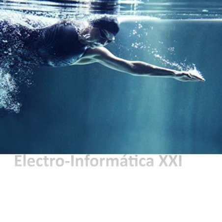 Auriculares acuáticos y de deporte, con micrófono stereo  - Auriculares resistentes al agua y al sudor Phoenix sportwater