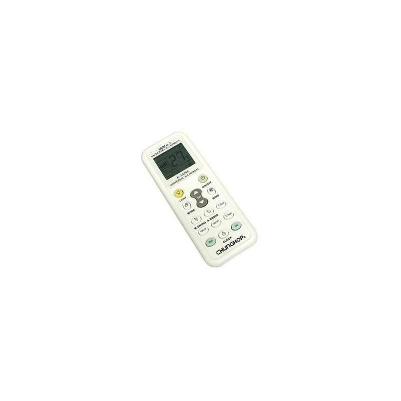 Mando A Distancia Universal Aire Acondicionado Ac Aa K-1028e