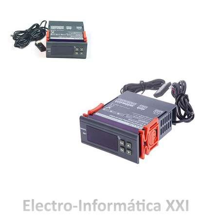 Higrostato Con Sonda Controlador De Humedad Ideal Incubadoras WH8040/220V