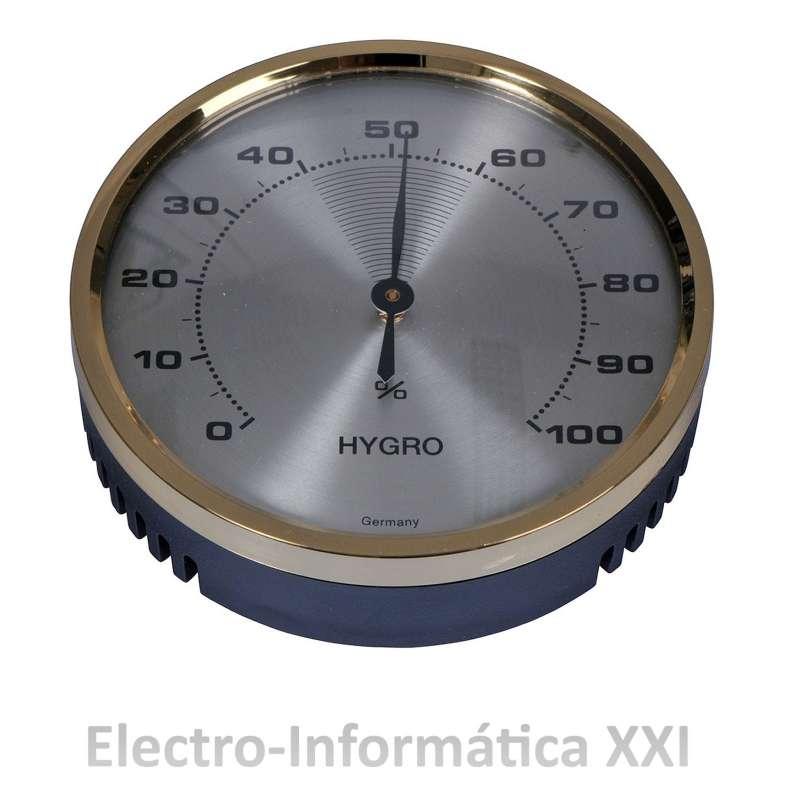 Higrómetro analógico bimetálico Ø 70mm TFA medidor humedad HB70