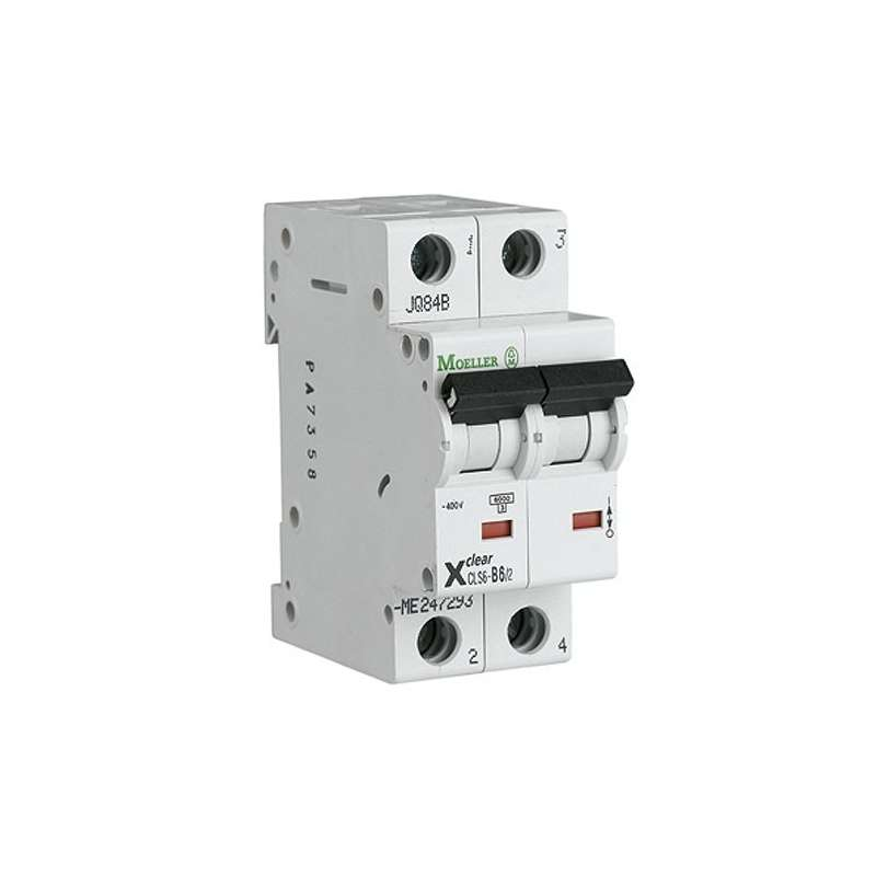Interruptor Magnetotérmico Eaton Moeller 2 Polos 20 Amperios