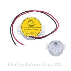 Motor para Volteo Automático de Giro Lento 1/240rpm 220V Comfort KMO-220L
