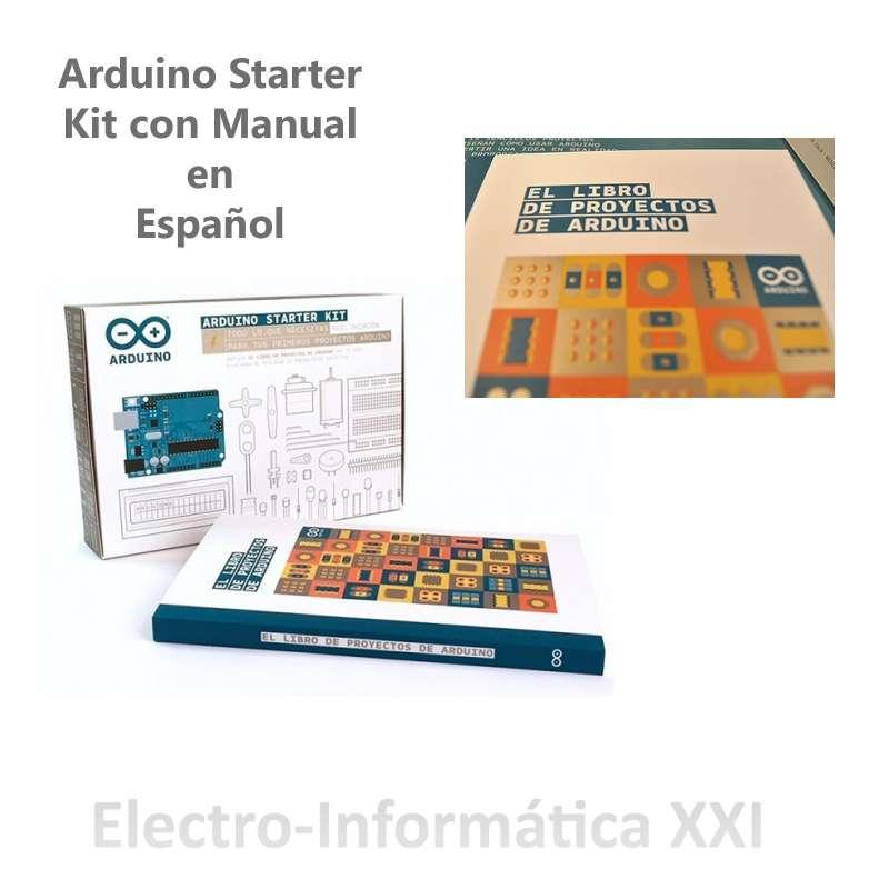 Arduino Starter Kit Original Español
