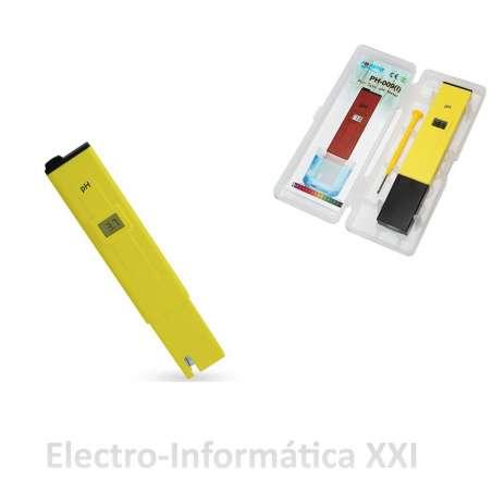 Medidor de PH Digital LCD Acuario Piscina Cultivos