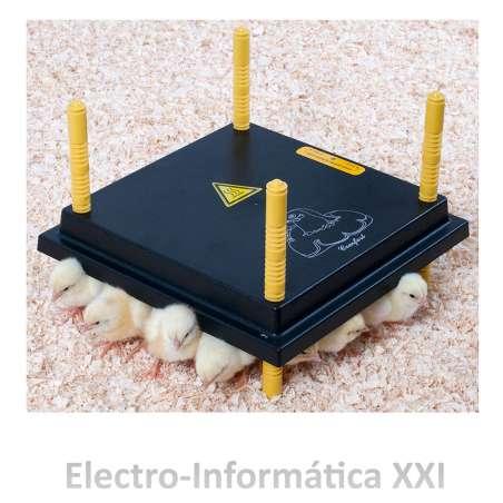 Panel Calentador Con Regulación De Altura Para Cría De Pollitos Calefactor WP-30
