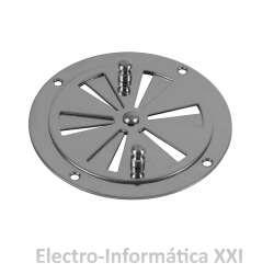 Rejilla de ventilación 85mm Inox para Incubadoras Caseras LR85SS