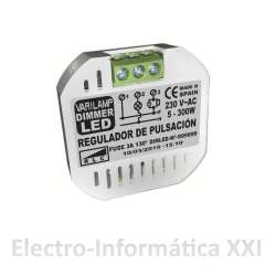 Regulador De Intensidad Varilamp Dimmer Led 300W