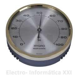 Higrómetro Pelo Sintético Ø 70mm TFA medidor humedad HH70