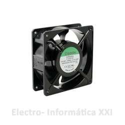 Ventilador Aluminio Sunon 120x120x38mm 220V AC DP200 2123XST.GN