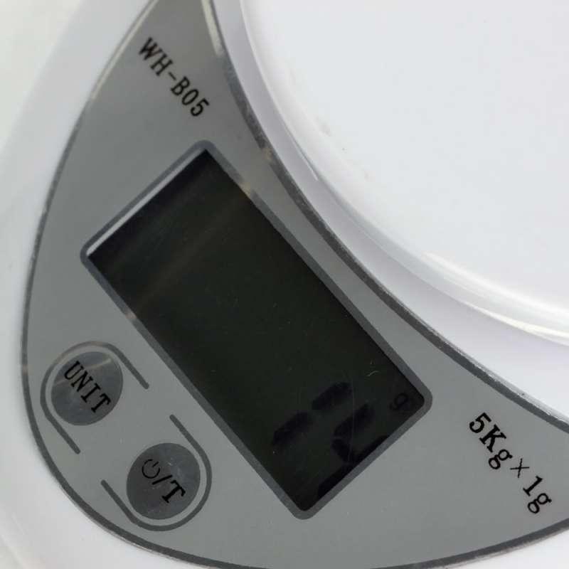 Báscula Digital De Precisión 1gr - 5 Kg