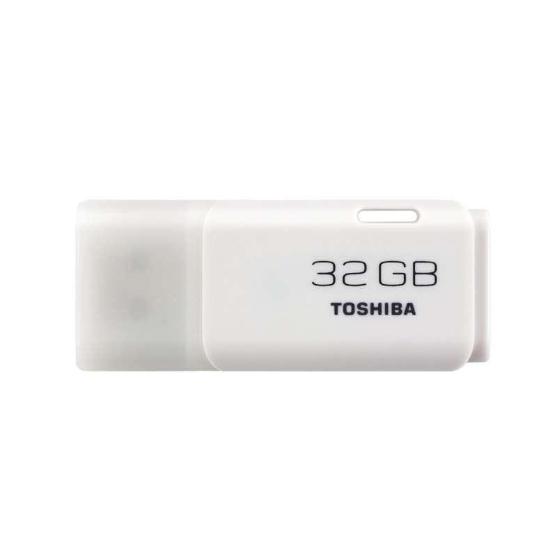 Memoria Pendrive Toshiba Hayabusa 32gb Usb 2.0 Blanco