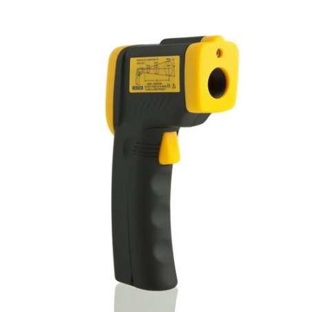 Termómetro Laser Digital Por Infrarrojos  Profesional DT-380 - Pantalla Lcd